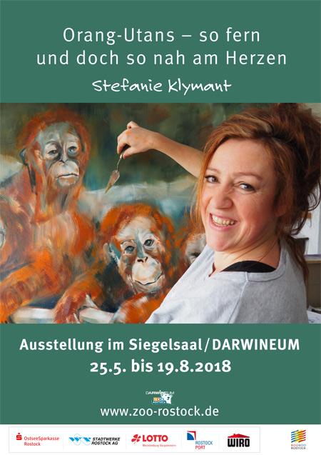 im Spiegelsaal des Darwineums im Zoo Rostock